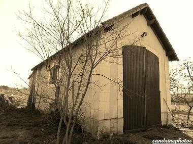 Ancienne gare de Bouresse Terminus Ligne Châtellerault Bouresse Poitou-Charentes 1914-1934