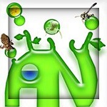 Animateur nature logo