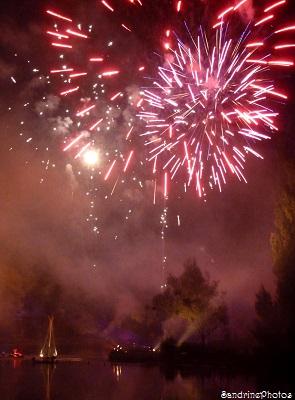 Feu d`artifice, Fireworks, Le ciel en feu, Fire in the sky, Verrières, Poitou-Charentes 6 juillet 2013 (66)