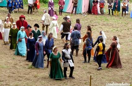 Journée médiévale 24 juin 2012 Nouaillé Maupertuis (125)
