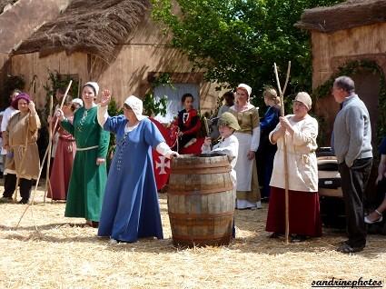 Journée médiévale 24 juin 2012 Nouaillé Maupertuis (5)