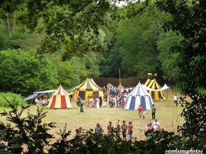 Journée médiévale 24 juin 2012 Nouaillé Maupertuis (66)