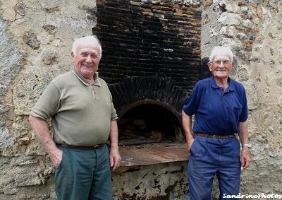 La Rigaudière de Villemblée M. Jean Delage et son frère Paul, Lieu-dit de Bouresse, Poitou-Charentes