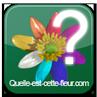 logo Quelle est cette fleur